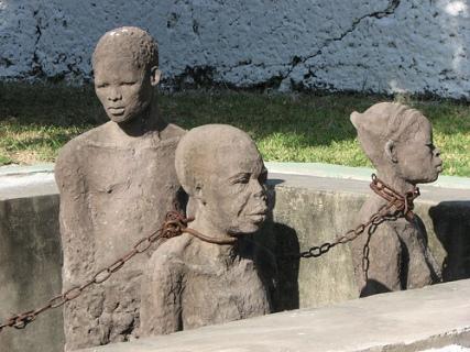 Slavery Monument, ZanzibarCCLI by Seyemon on Flickr