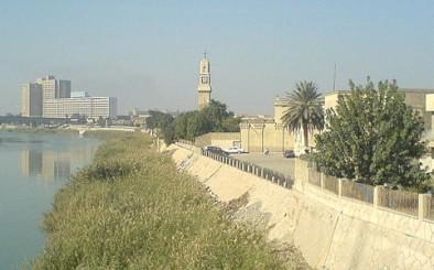 Clock tower of Qishla, Baghdad (PDI)