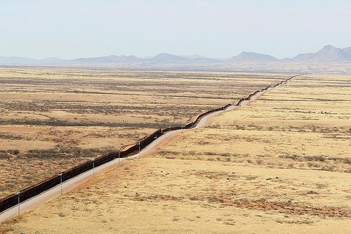 Arizona Border FenceCCLI by CBP Photography on Flickr