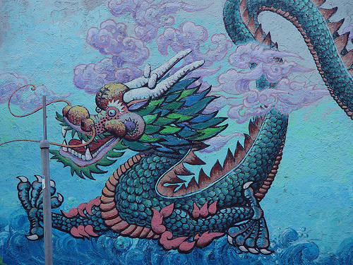 The Evolution of Myth: A Panoply of Dragons | synkroniciti