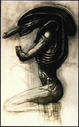 Alien, H.R. Giger