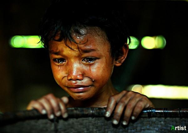 When Children Cry © sundeepsu1988 with CCLicense