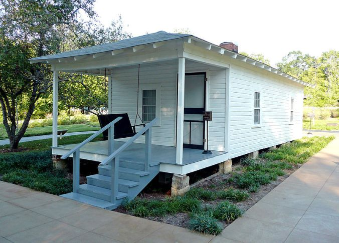 The birthplace of Elvis Presley Tupelo, MS, USA