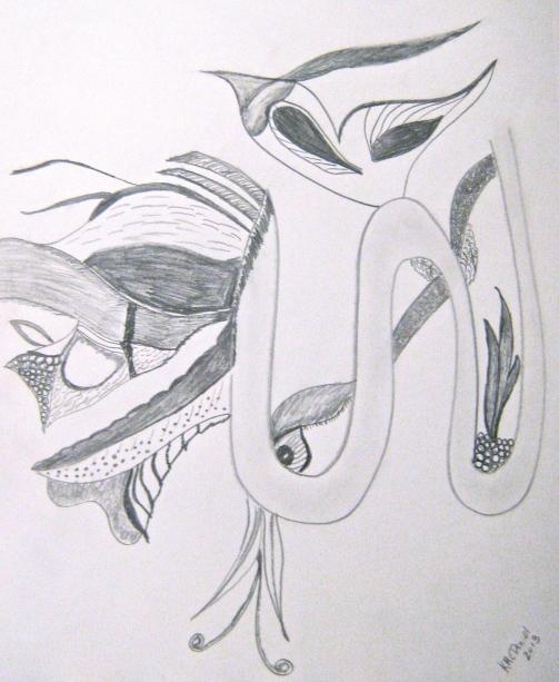 Sylph An elemental spirit of water vapor