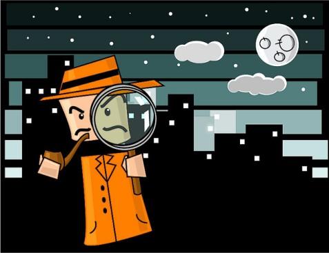 detective © olarte.ollie with CCLicense