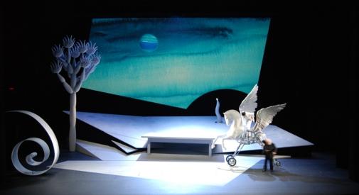 Les Voyages de M. Broucek, Janacek,  Grand Théâtre, Geneva, Switzerland, 2008