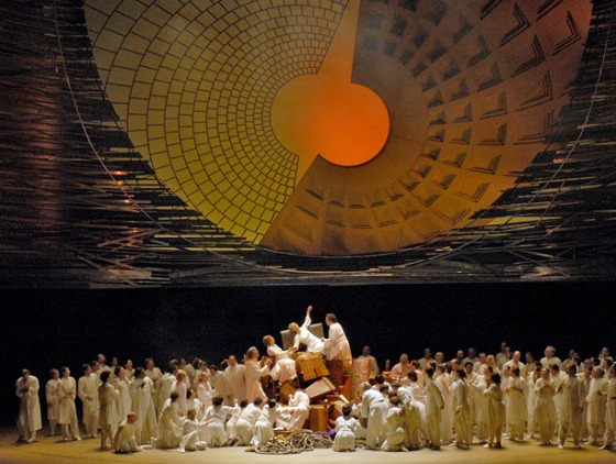 Les Troyens, Berlioz, Metropolitan Opera, New York, USA, 2012