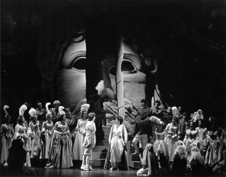 Idomeneo, Mozart National Arts Centre, Ottawa, Canada, 1981
