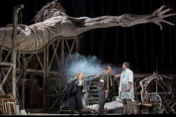 Mathis der Maler, Hindemith, Theater an der Wien, Vienna, Austria, 2012, image by Werner Kmetitsch