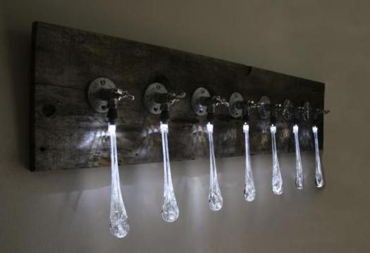Tanya Clarke liquid lights crop