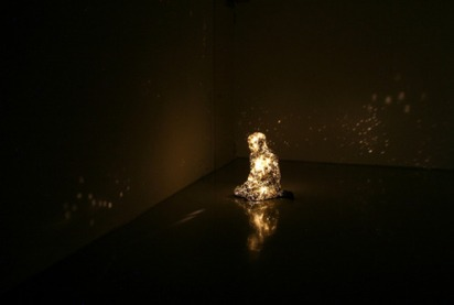 Figure from Milky Way © Mihoko Ogaki