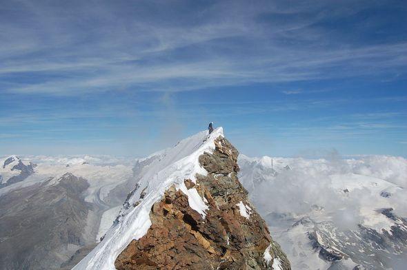 Summit of the Matterhorn © Oargi with CCLicense