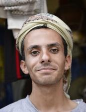 Yemen Shopkeeper