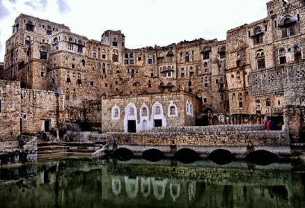 Mountain Town, Yemen