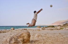 Beach Football, Socotra Island