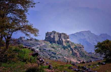 Haraz Mtn Village, Yemen