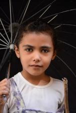 Umbrella Girl, Sana'a