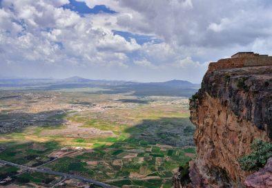View from Kawkaban, Yemen