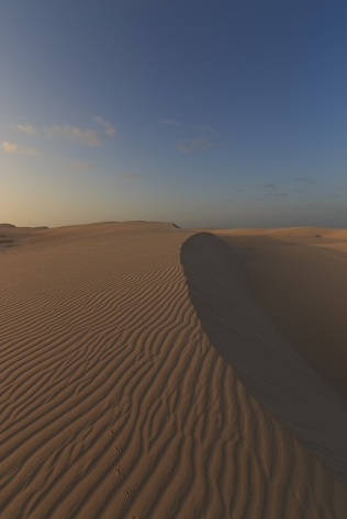 Noget Sand Dunes