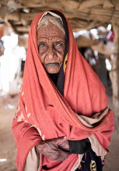 Desert Nomad Woman