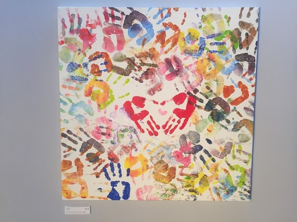 Exhibition Diversity Art The Palm Of Your Hand