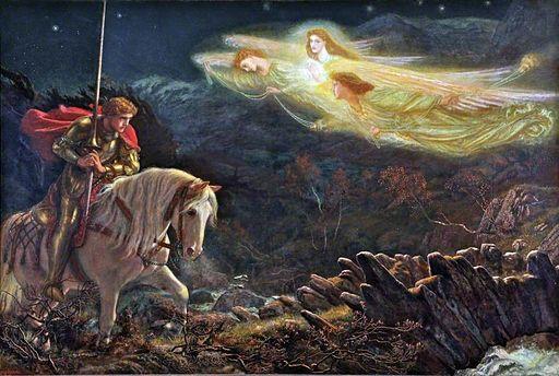 512px-Arthur_Hughes_-_Sir_Galahad_-_The_Quest_for_the_Holy_Grail.jpg
