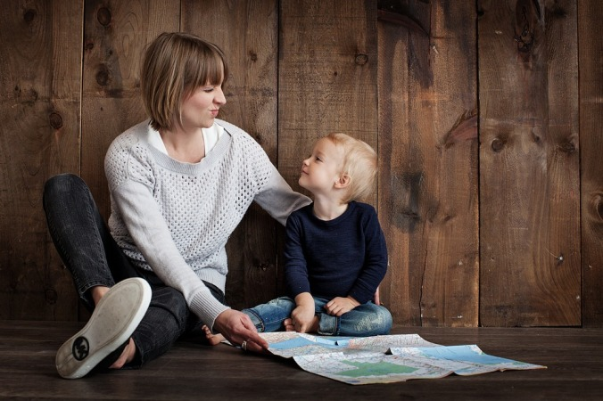 Child Together Family People Parenting Mother