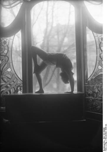 Berlin, Tanzschule Laban