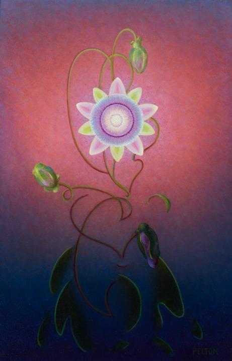 Pelton, Passion Flower, 1945
