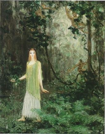 Pelton, Vine Wood, 1913